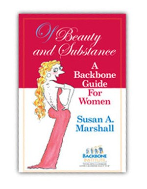 a backbone guide for women
